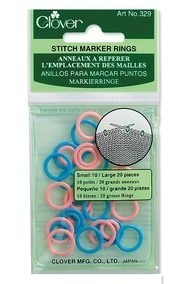 Accessories STITCH RING MARKERS