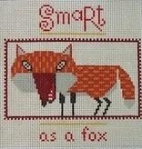 Canvas SMART AS A FOX  ND823