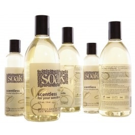 Accessories SOAK 3 OZ  SCENTLESS