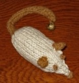 Yarn ORGANIC CAT TOY KIT - 5 MICE<br />SALE   REG 20.25