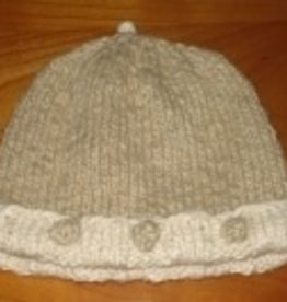 Yarn PAKUCHO CHECKER AND POPCORN BABY HAT KIT  SALE<br />