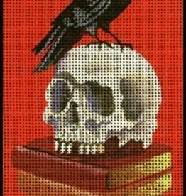 Canvas NEVERMORE KINDLE COVER 7624