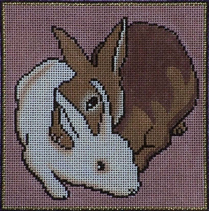 Canvas BUNNIES  A119
