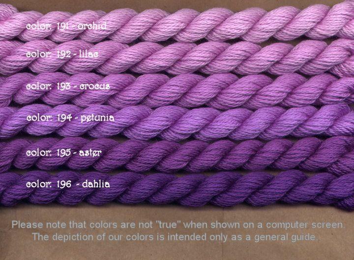 Fibers Silk and Ivory    PETUNIA