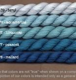 Fibers Silk and Ivory    MALLARD