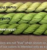 Fibers Silk and Ivory    APPLE MARTINI