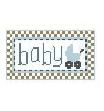 Canvas BABY BOY  TL159