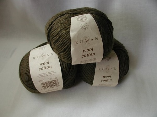 WOOL COTTON - SALE<br /> REG $13.25