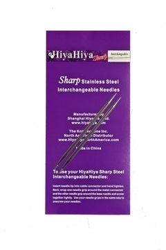 Needles HIYAHIYA STEEL TIPS  #10