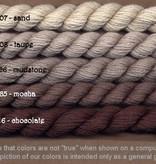 Fibers Silk and Ivory    SAND