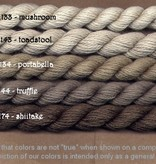 Fibers Silk and Ivory    TRUFFLE