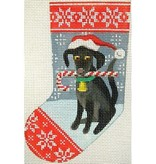 Canvas BLACK LAB MINI SOCK  KH249