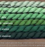 Fibers Silk and Ivory    CLOVER
