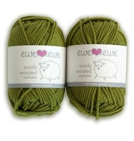 Yarn WOOLY WORSTED WASHABLE