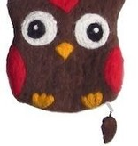 Accessories SALE  -  BABY OWL   NOTIONS CASE  REG $9.75