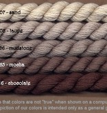 Fibers Silk and Ivory    MUDSTONE