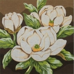 Canvas MAGNOLIAS  1826