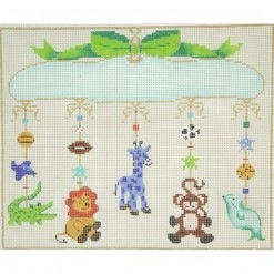 Canvas BOYS HANGER MOBILE  3554