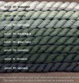 Fibers Silk and Ivory    ZUCHINNI
