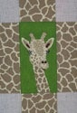 Canvas GIRAFFE BRICKCOVER BRK213