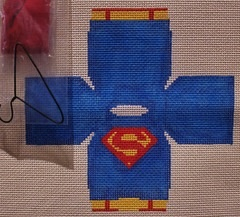 Canvas SUPERMAN TOPPER  TO129