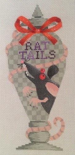 Canvas RAT TAILS POISON BOTTLE  KB1157