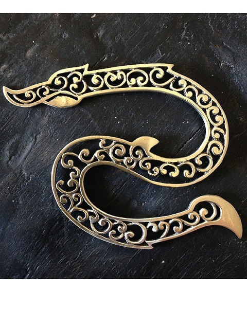 Accessories NAGA SHAWL PIN