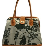 Accessories SAGE LUXURY MARCO BAG - FIR CANARIES