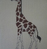 Canvas GIRAFFE  PT688