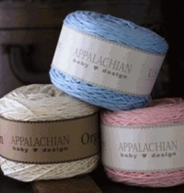 Yarn ORGANIC COTTON APPALACHIAN BABY  BLUE/PINK
