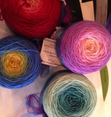 Yarn SHIFT FINGERING - 100 gram cake