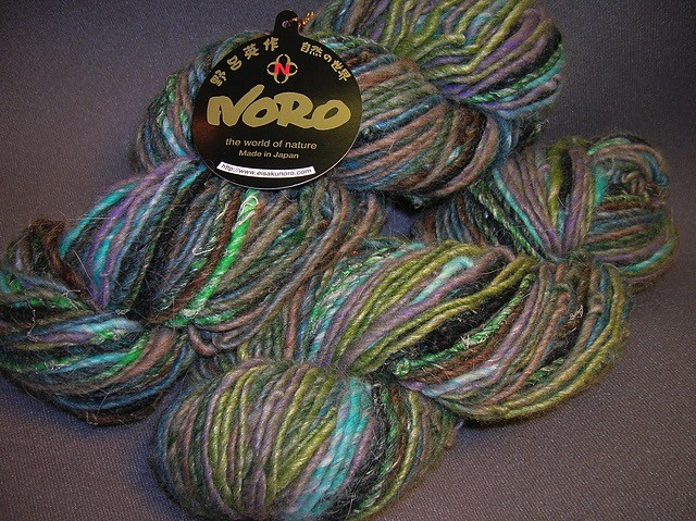 Yarn TRANSITIONS - NORO