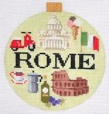 Canvas TRAVEL ROUND-  ROME<br />  KB1257