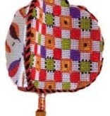Canvas TWIRLING PUMPKIN 4  PU4