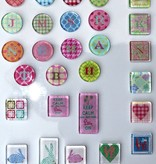Accessories NEEDLEPOINT MAGNETS - SMALL