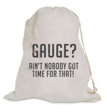 Accessories GAUGE? PROJECT BAG