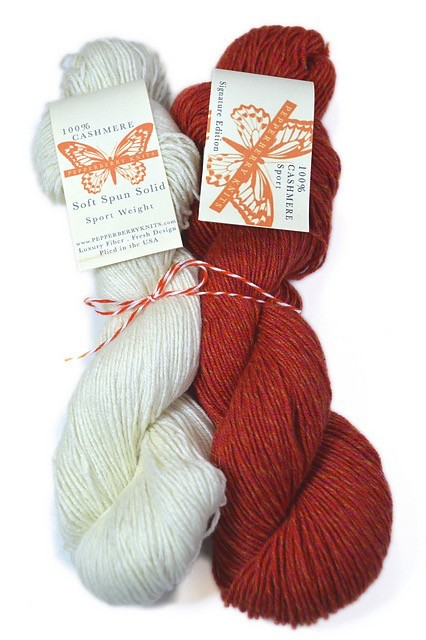 Yarn CASHMERE DUO