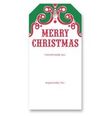 Accessories MERRY CHRISTMAS GIFT TAGS