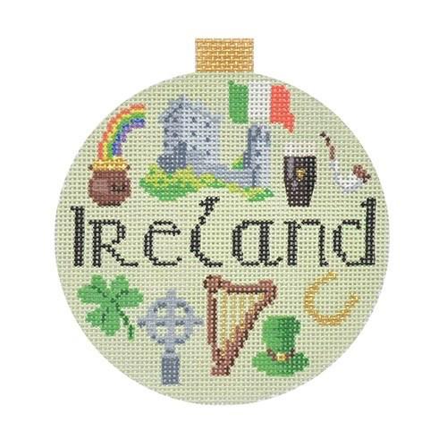 Canvas TRAVEL ROUND - IRELAND<br /> KB1319