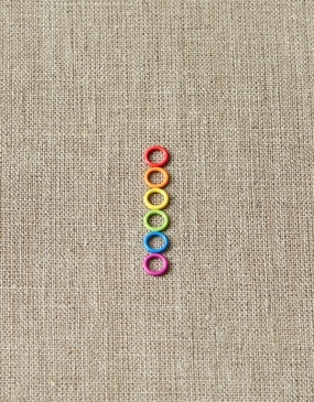 Accessories COLORED SMALL STEEL RING MARKERS