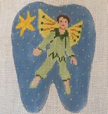Canvas BOY FAIRY ON TOOTH  154Y