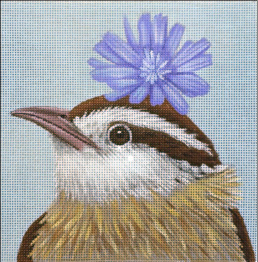 Canvas CAROLINA WREN  VS201C