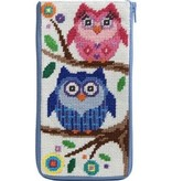 Canvas OWL EGC STITCH AND ZIP  SZ480