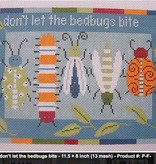 Canvas SLEEP TIGHT DON'T LET THE BEDBUGS BITE  PF003