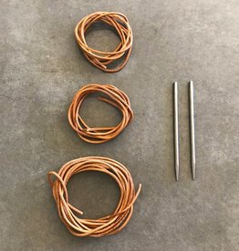 Accessories LEATHER CORD STITCH HOLDER KIT