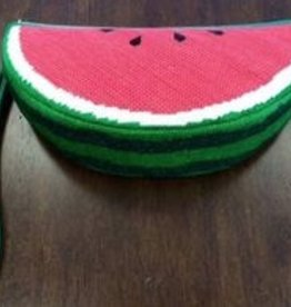 Canvas WATERMELON PURSE  RD003