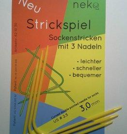 Needles NEKO CURVED DPN #2.5