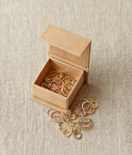 Accessories PRECIOUS METAL STITCH MARKERS