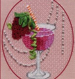 Canvas STRAWBERRY DAIQUIRI COCKTAIL  8113