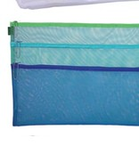 Accessories DOUBLE ZIPPER MESH  CASE<br /> 11X14